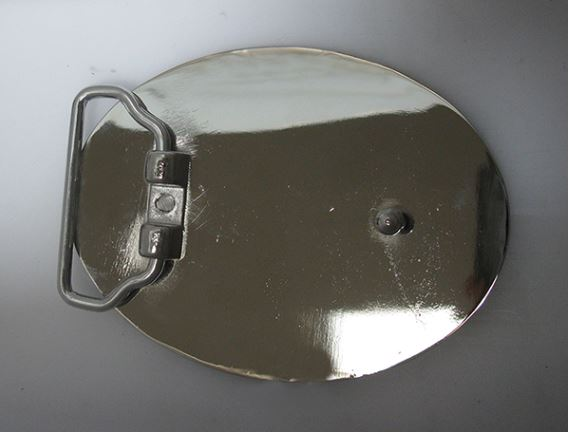 BOUCLE DE CEINTURE OVALE BOVAC arrière