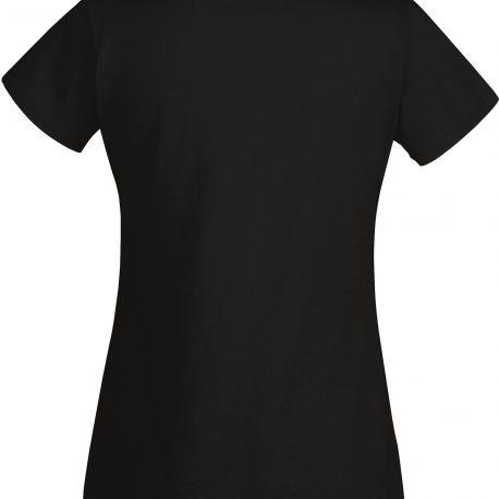 tee-shirt dos femme