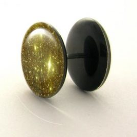 FAUX PLUG STRASS OR